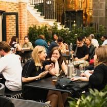 photo of kindred restaurant