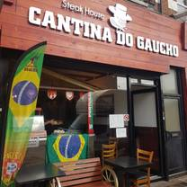 photo of cantina do gaucho restaurant