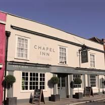 photo of the chapel inn coggeshall restaurant