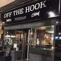 photo of off the hook fishbar restaurant