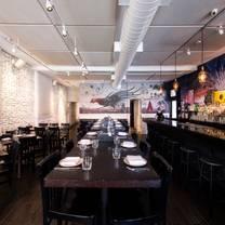 foto von empellon taqueria restaurant
