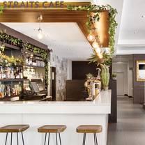 photo of straits cafe sydney central restaurant