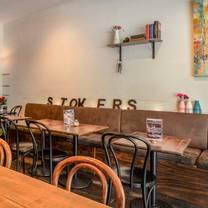 photo of stokers fine pancakes restaurant
