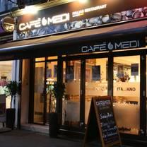 photo of cafe medi restaurant