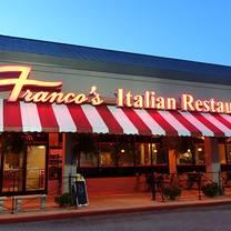 photo of ole franco's italian restaurant restaurant