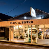 photo of haig rd. bistro restaurant