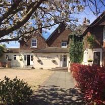photo of tottington manor restaurant restaurant