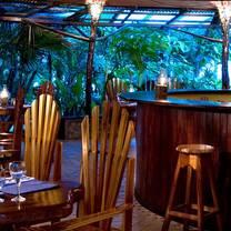 photo of shambala at hotel tropico latino restaurant