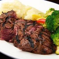photo of butcher block grill restaurant