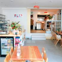 photo of flip restaurant