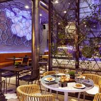 foto de restaurante el jardín del edén