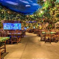 photo of rainforest cafe - tempe arizona mills restaurant