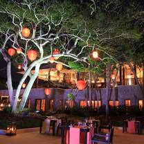 photo of la nao at banyan tree restaurant