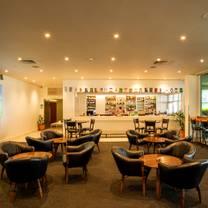 photo of tapa lounge bar restaurant
