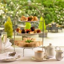 photo of afternoon tea at mecure norton grange hotel restaurant