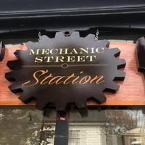photo of mechanic street station restaurant