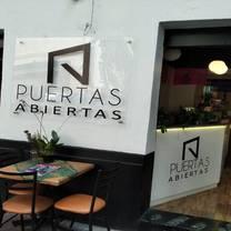 photo of puertas abiertas restaurant