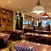 photo of goodfare restaurant restaurant