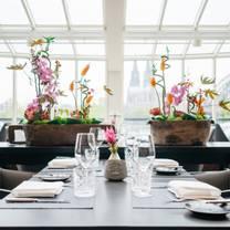 photo of glashaus restaurant & bar restaurant
