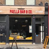 photo of paella bar & co restaurant