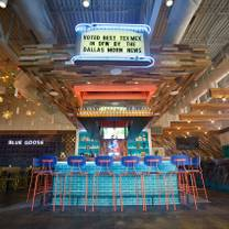 photo of blue goose cantina - fort worth restaurant