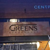 photo of green's steakhouse - loughton restaurant