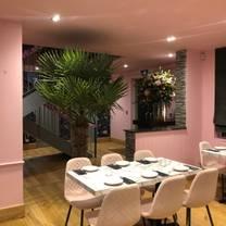 photo of palm riverside restaurant