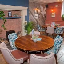 photo of the spread eagle restaurant