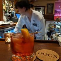 foto von doc's restaurant restaurant