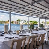 photo of mastro's ocean club - fort lauderdale restaurant