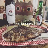 photo of athenian owl restaurant