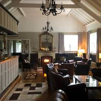 photo of plas maenan country house restaurant