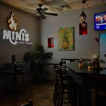 photo of mini's latin fusion restaurant