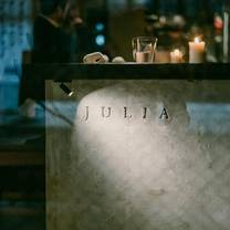 photo of julia restaurant