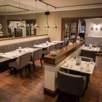 photo of the croft hotel restaurant