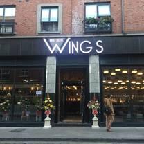 foto von wing's world cuisine restaurant