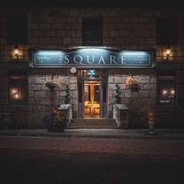 photo of the square restaurant