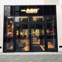 photo of the ash frankfurt restaurant