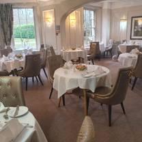 photo of risley hall hotel restaurant