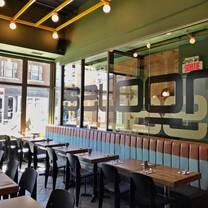 foto von le saloon restaurant