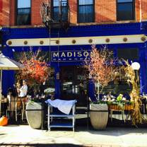 photo of the madison bar and grill restaurant