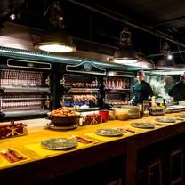 photo of bbq kitchen restaurant