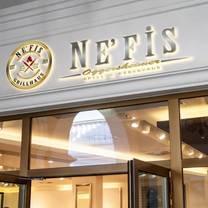 foto von ne'fis grill & kebabhaus restaurant
