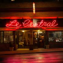 photo of le central restaurant