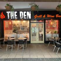 photo of the den grill and wine bar restaurant