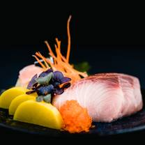 foto von sushi b. restaurant