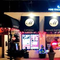 photo of mia's fine italian american restaurant restaurant