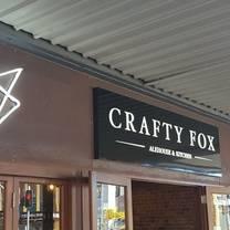 photo of crafty fox alehouse restaurant