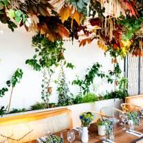 photo of bourne & hollingsworth garden room restaurant