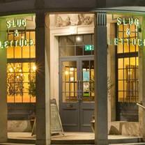 photo of slug & lettuce - plymouth restaurant